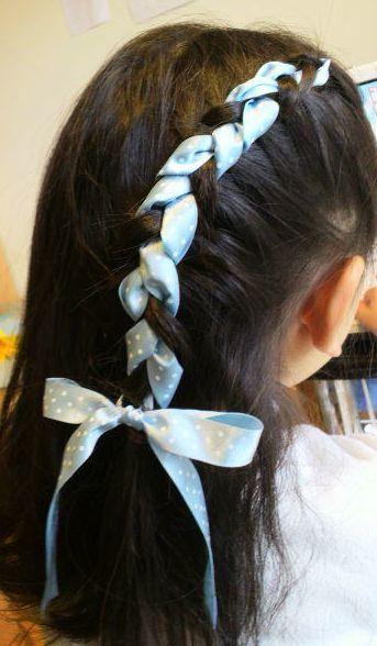 卒 園 式 髪型 女の子